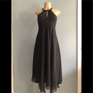 Michael Kors Sleeveless Black Dress